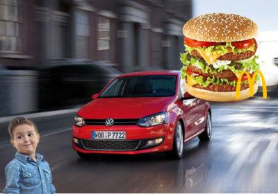 kid, America, burger, police