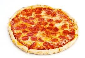 салам, наденичка, пица, ям, храна, пеперони