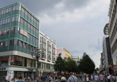 Wilmersdorfer strasse Берлин пазаруване
