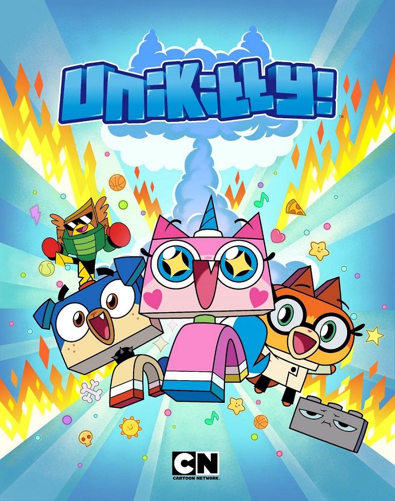 Юникити по Cartoon Network